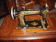 1939 Damascus Sewing Machine