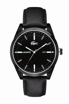 Lacoste Men's Montreal Black