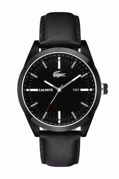 Lacoste Men's Montreal Black