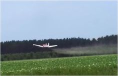 """The Plane Will Be Back. The Danger Of Crop Dusting And Pesticide Exposure"" - article by Moonlake."