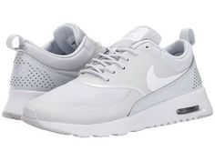 meet 292fd 8d315 Nike Air Max Thea Pure Platinum White - 6pm.com