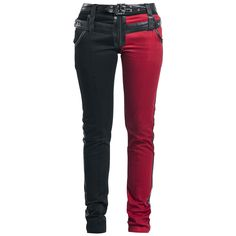 Asylem - Cloth Trousers by Vixxsin