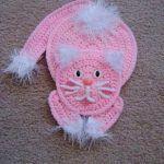 34 Ideas crochet cat applique hats for 2019 Crochet Easter, Crochet Car, Crochet Bunny, Crochet Gifts, Cute Crochet, Crochet Flowers, Crochet Toys, Crochet Applique Patterns Free, Crochet Cat Pattern