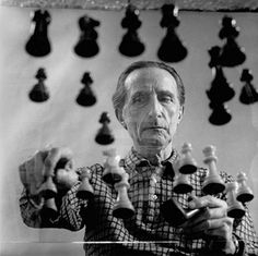 Marcel Duchamp Himself