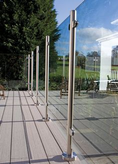 glass balustrade 52