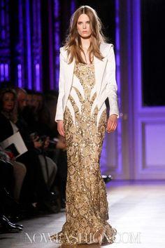 Zuhair Murad Haute Couture Spring Summer 2012 Paris