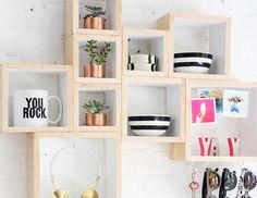 MY DIY | Out-the-door Box Storage