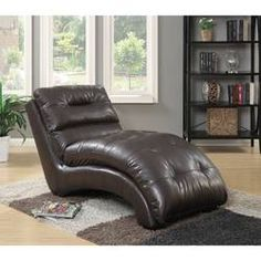 The Picket House Furnishings Dalia Chaise is fabulously comfortable with a whole lot of character. Tufted Chaise Lounge, Chaise Lounges, Sit Back And Relax, Chairs For Sale, Living Room Furniture, Home Decor, Mahogany Brown, Tables, Modern