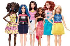 Bábika Barbie získava realistickejšie tvary | Deti a rodina | zena.sme.sk