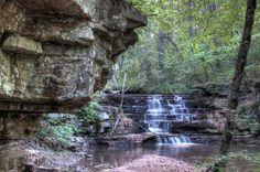 Mill Creek, near Fenwick Mines in Craig Co, Va