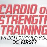 There's been an ongoing debate as to whether it's better to do cardio before resistance training in the same workout session, or to do resistance training before cardio if you're looking to build a lean and muscular physique. This article will tell...
