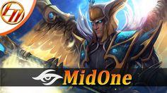 MidOne  Skywrath Mage  Dota 2 Pro Gameplay | MidOne Fullgame