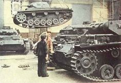 Panzer III Workshop.