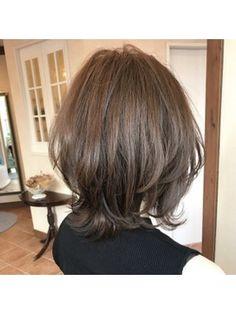 【vain#Bリアルお客様style】☆外ハネ・ネオウルフ/vain 渋谷 【ヴェイン シブヤ】【6月2日(日)NEWOPEN】をご紹介。2019年夏の最新ヘアスタイルを300万点以上掲載!ミディアム、ショート、ボブなど豊富な条件でヘアスタイル・髪型・アレンジをチェック。 Over 60 Hairstyles, Short Bob Hairstyles, Color Rubio, Hair Health, Gorgeous Hair, Dyed Hair, Salons, Short Hair Styles, Hair Cuts