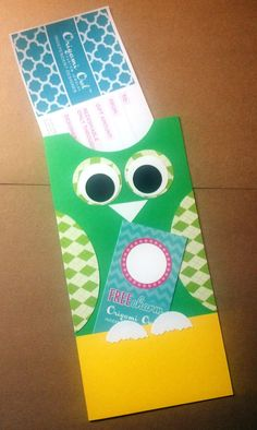Origami Owl Gift Certificate Holder by DirectSellersStop on Etsy, $3.00  Origami Owl