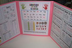 First Grade Shenanigans: Concentration/Privacy Folders