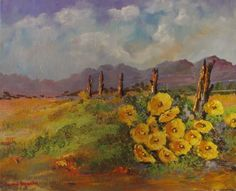 Find Antiques for Sale in Melkbosstrand! Search Gumtree Free Classified Ads for Antiques for Sale and more in Melkbosstrand. Antiques For Sale, Fence, Oil On Canvas, Saatchi Art, Original Paintings, South Africa, Yellow, Flowers, Vintage