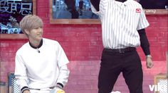 Exactly how we feel. GOT7's Mark & Jackson are back with The Markson Show on After School Club!