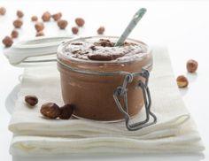 Nougatcreme Rezept No Bake Cake, Baking Recipes, Sweet Treats, Pudding, Sweets, Snacks, Desserts, Baking Cakes, Food
