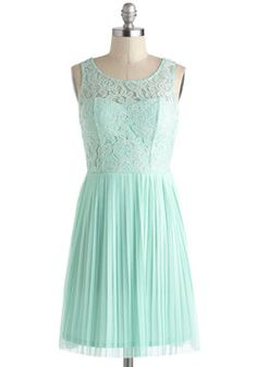 Someone from Your Pastel Dress, #ModCloth 21st birthday dress