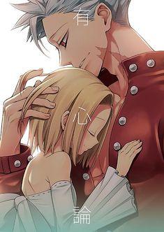 Sin Fox Ban (anime seven deadly sins) - Nanatsu no taizai - Anime Seven Deadly Sins Anime, 7 Deadly Sins, Anime Angel, Manga Anime, Anime Art, Haikyuu Manga, I Love Anime, All Anime, Anime Cosplay