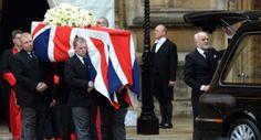 Baroness Margaret Thatchers Funeral