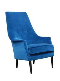 Timothy Chair   MidCentury  Modern, Transitional, Upholstery  Fabric, Lounge Chair by Bjork Studio