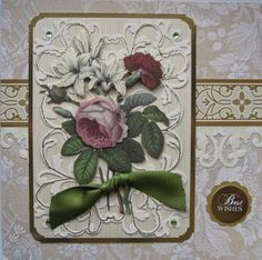 Foil Play updates: Foiled Anna Griffin Flourish die card & July prize challenge
