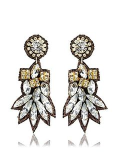 Leslie Danzis Jeweled Chandelier Earrings at MYHABIT | accessorize ...