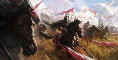 Winged Hussars by wildheadache.deviantart.com on @DeviantArt