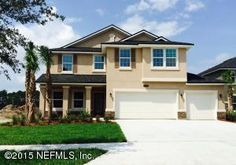 The Coral floorplan in San Salito features stucco and ledgestone front, upgraded landscaping, double step tray ceiling a