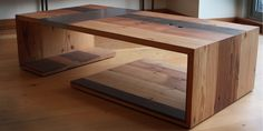 Wrap coffee table   http://hammerandhand.com/upcycled-furniture