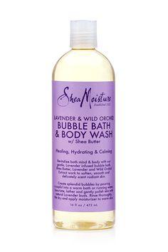 Lavender & Wild Orchid Bubble Bath & Body Wash