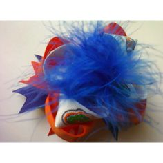 Over The Top - UF BoW!!  Handmade by me! Sparkling Twinkies!
