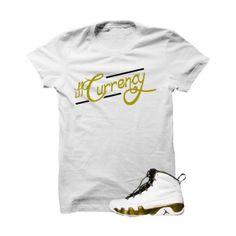 9168d7156d2 Signature illcurrency Militia Green White T Shirt