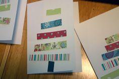 Mud Pie Studio: Christmas Cards - handmade by kids