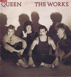 Queen – The Works – LP Vinyl Record