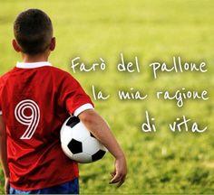 Per tutti quelli che hanno un sogno nel cuore! #calcio #passione #sogno #amore