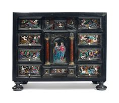 Objet D'art, Plaque, Storage, Cabinets, Bronze, Furniture, Home Decor, Handstand, Copper