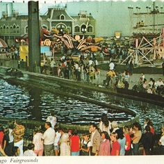 Old Chicago Amusement Park History | Old Chicago Amusement Park