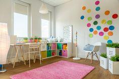 Her Şey Onlar İçin: Çocuk Odası Dekorasyonu