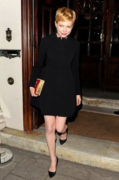 Michelle Williams Photos - Mulberry After Party at London Fashion Week - Zimbio