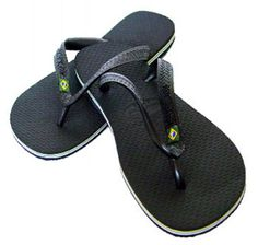 0efefdf74ad5 Kristin Cavallari wearing Havaianas Brazil Flip Flops in Black.