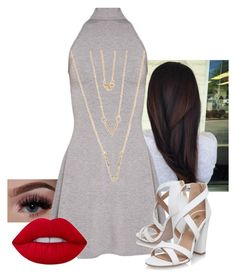 """""""Untitled #443"""" by officialkrisann on Polyvore featuring Miss KG, SHAN and Lime Crime"""