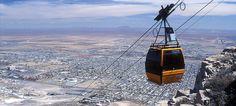 Wyler Aerial Tramway — Texas Parks & Wildlife Department; El Paso, TX