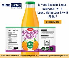Check your #product #label #declarations thoroughly to avoid any Notice and penalty. For complete #label #duediligence as per all applicable laws, Contact us: customer.care@mindsync.co.in | 9343390988 | www.mindsync.co.in #mindsyncindia #legalmetrology #label #labelreview #labeldeclaration #productlabel #fssai #plasticwastemanagementrules #consumeraffairs #notice #noticereply #compoundingofoffence #registration #license #cosmeticsregistration #regulatory #business #legalservice Plastic Waste Management, Label Templates, Product Label, Mindfulness, Nutrition, Pure Products, Business, Check, Store