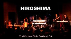 "Hiroshima performs ""Thousand Cranes"" at Yoshi's Jazz  Club in Oakland, CA"