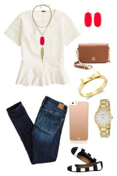 """If u are not following this girl u are missing out"" by classically-kendall ❤ liked on Polyvore"