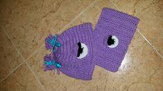 Monstra crochet