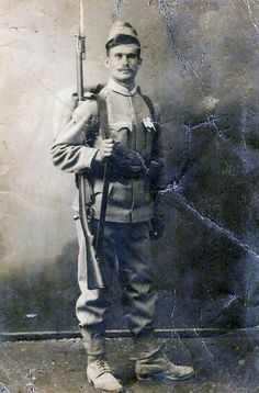 The Austro-Hungarian Infantryman of 1915: Uniform and Equipment Pictured : Anton Jurečič, K.u.k. Infanterie Regiment No 17. The Habsburg Empire entered World War One deficient in many categories, but military style was not one of them. Austrian troops marched off to battle in modern field-grey jackets and trousers, sleek and fashionable wool garments produced in both summer and winter models.
